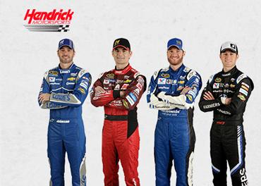 Hendrick Motorsports.