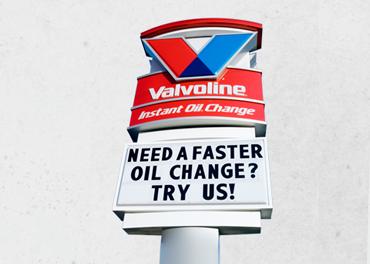 Valvoline Instant Oil Change2007