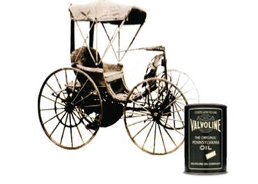 prvi automobil koji koristi valvoline ulje