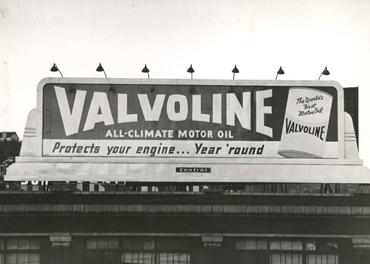 valvoline ford prvi model T